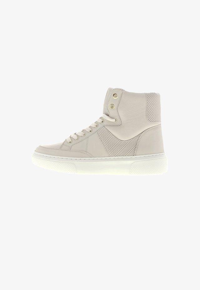 DINGY  - Sneakers hoog - weiß