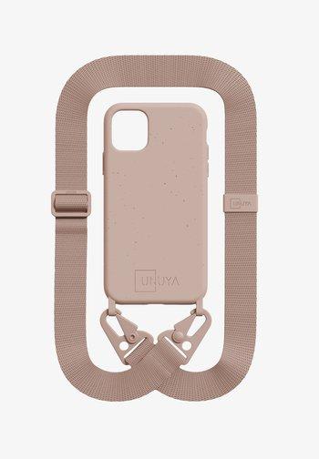 BIODEGRADABLE IPHONE 11 - Phone case - nude nude nude