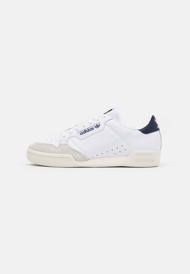CONTINENTAL 80 SPORTS INSPIRED SHOES UNISEX - Baskets basses - footwear white/collegiate navy/offwhite