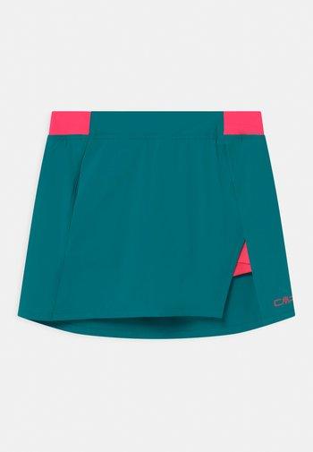 Sports skirt - lake