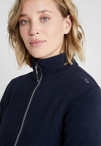 CMP - WOMAN JACKET - Fleecejakker - blue ghiaccio - 0