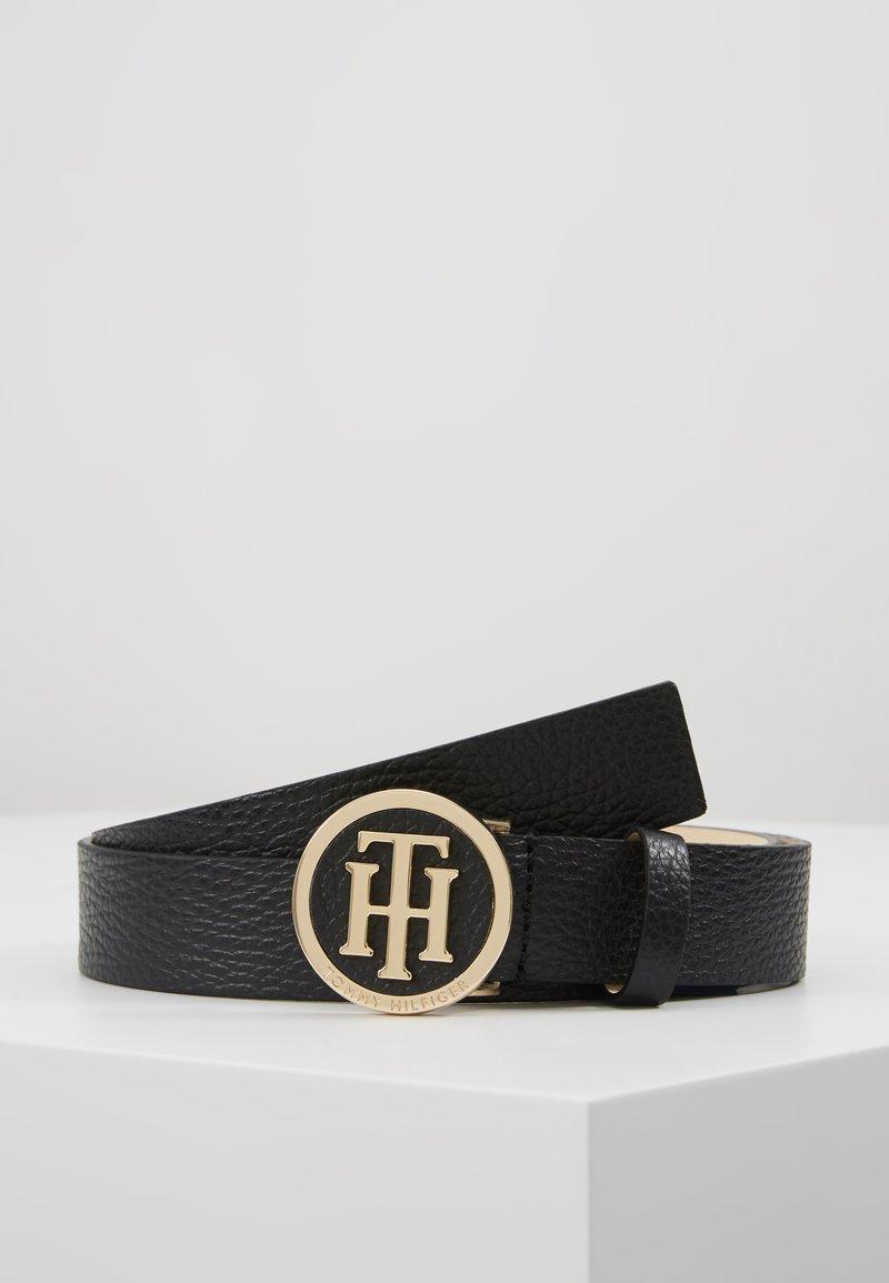 Tommy Hilfiger - Cinturón - black