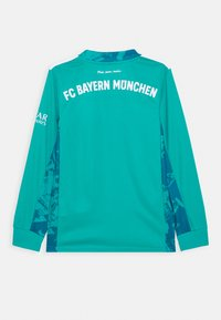 adidas Performance - FC BAYERN MUENCHEN AEROREADY FOOTBALL - Club wear - green - 1