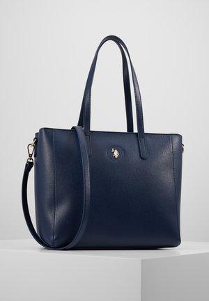 JONES - Tote bag - navy
