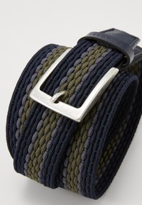 Bugatti - Belt - marine/olive - 3