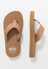 Reef - SANDY - Flip Flops - tan - 1