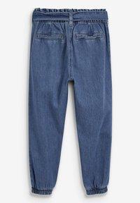 Next - Jeans Tapered Fit - blue denim - 1