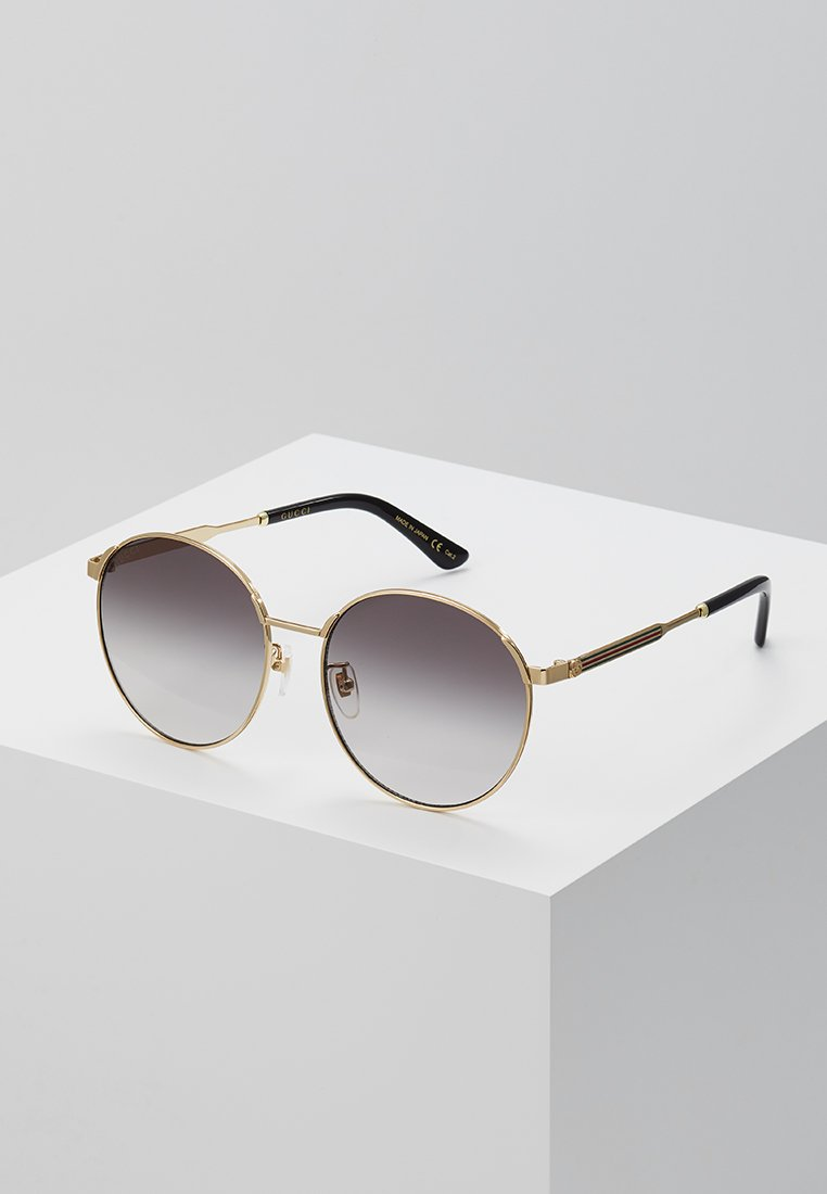 Gucci - Aurinkolasit - gold-coloured/grey