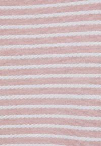 TOM TAILOR DENIM - STRIPED JACQUARD - Langarmshirt - rose/white - 2