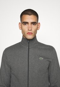 Lacoste Sport - CLASSIC JACKET - Zip-up hoodie - pitch chine/graphite sombre - 3