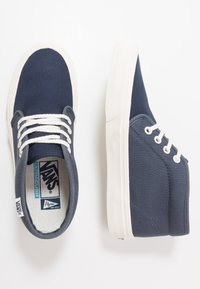 Vans - CHUKKA - Skate shoes - orion blue/marshmallow - 1