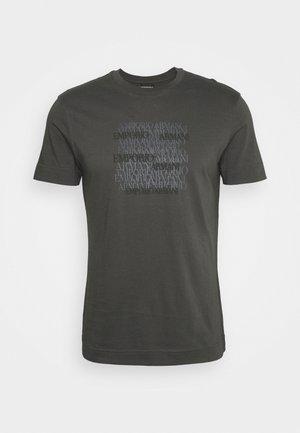 Printtipaita - dark grey