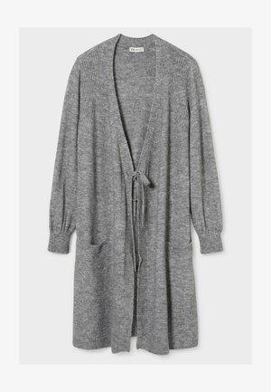 Vest - gray-melange