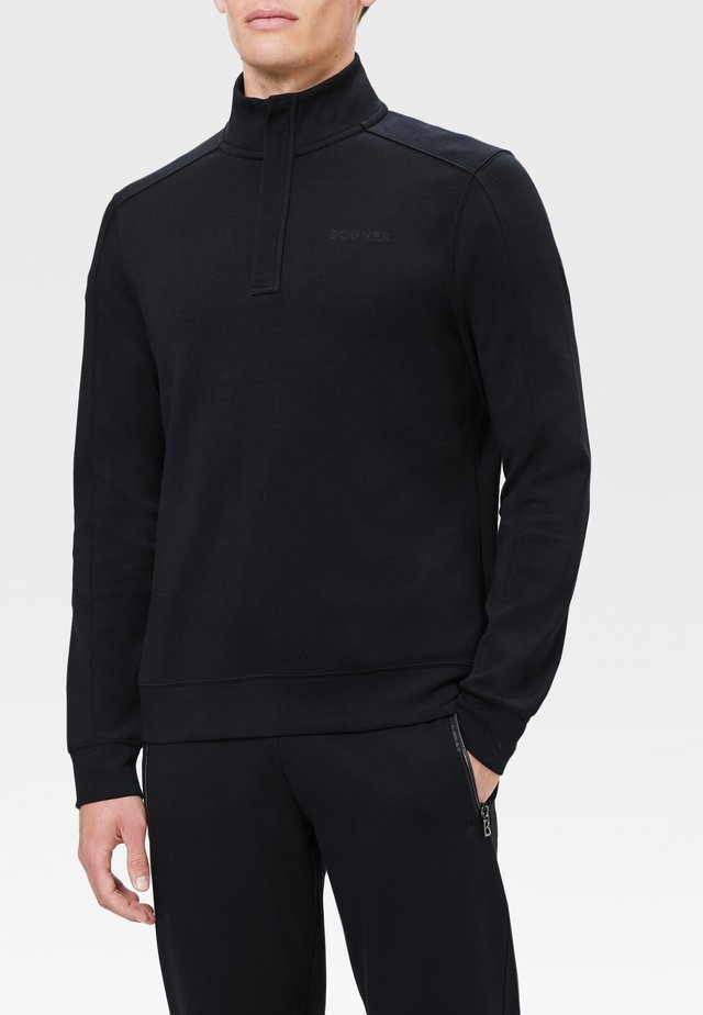 NEPTUN - Sweatshirt - schwarz