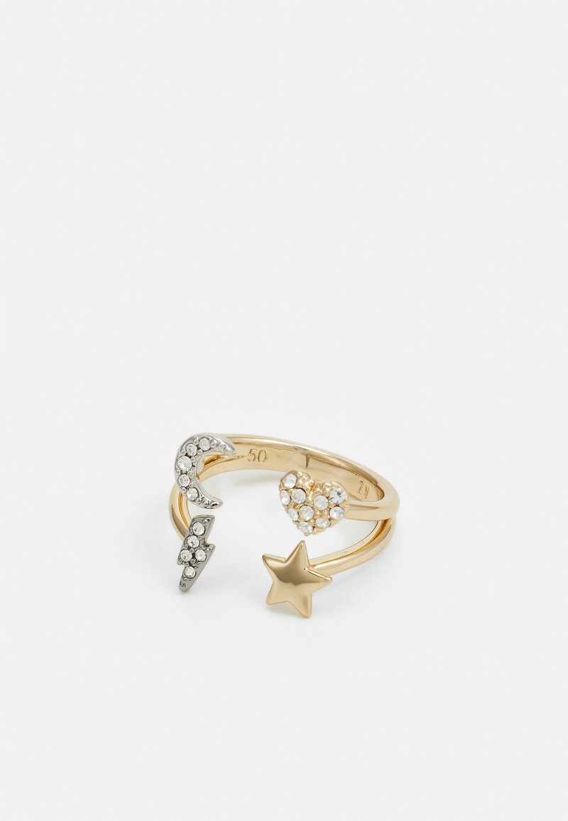 Zadig & Voltaire - MIX MATCH TOI - Anillo - shiny gold-coloured