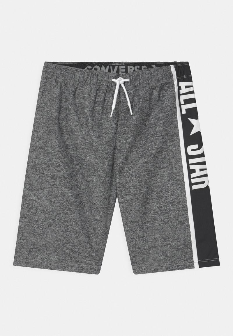 Converse - ALL STAR POOLSIDE  - Swimming shorts - dark grey heather