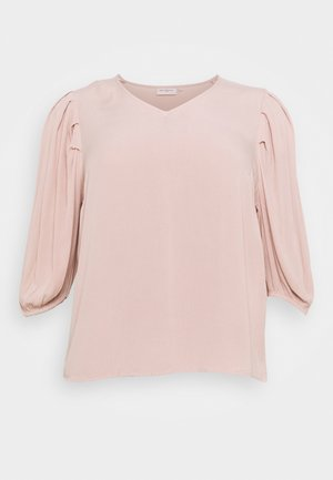CARLIZETTA - Blouse - adobe rose