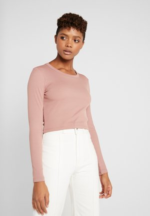 MIA - Long sleeved top - burlwood