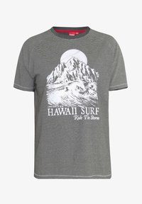 BadRhino - HAWAII - Print T-shirt - grey - 0