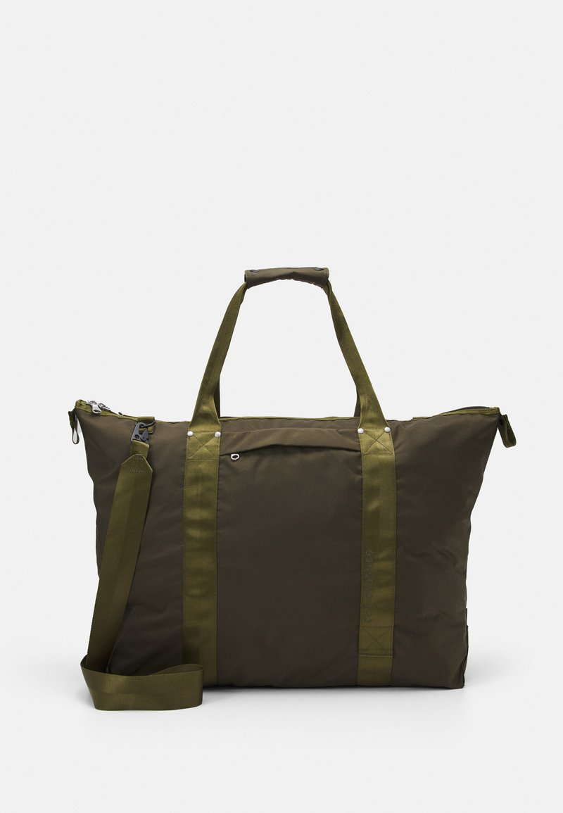 ARKET - UNISEX - Weekend bag - green