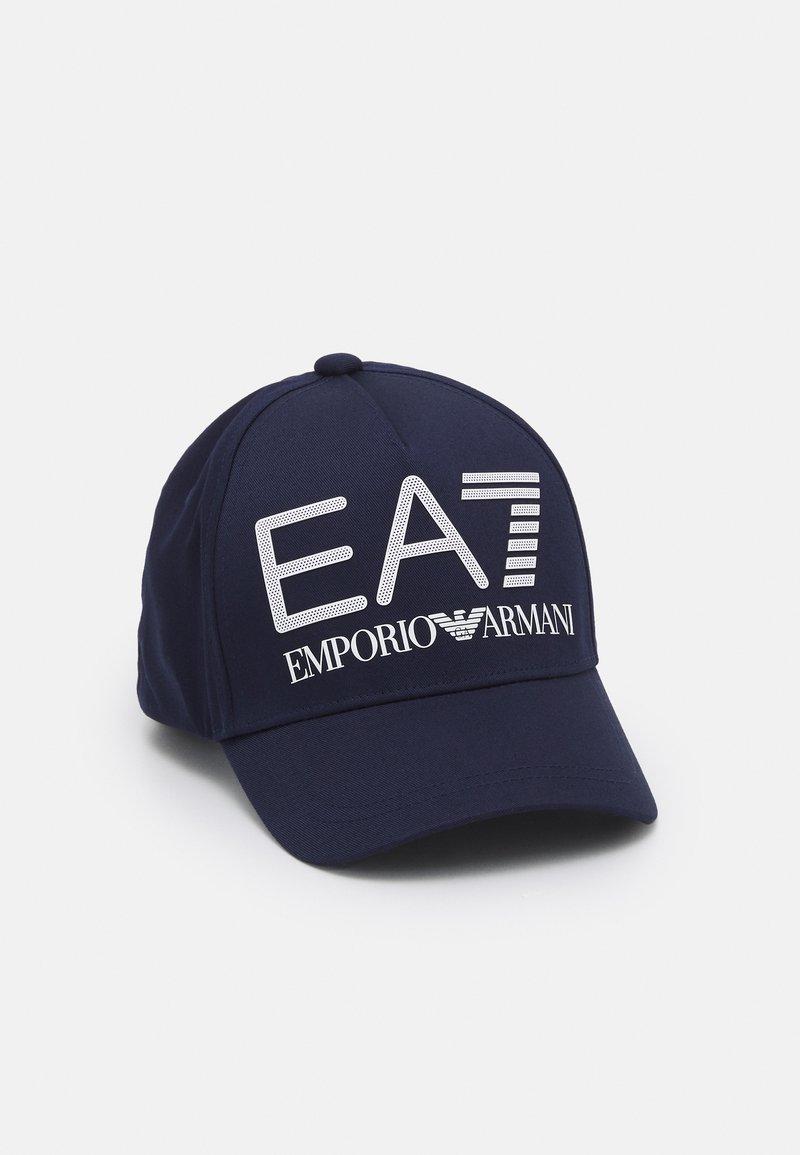 EA7 Emporio Armani - BASEBALL HAT UNISEX - Lippalakki - navy