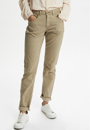 LOTTECR - Slim fit jeans - desert sage
