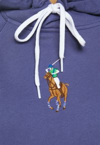 Polo Ralph Lauren - SEASONAL - Mikina skapucí - classic blue - 6