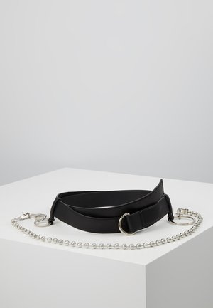 DROP CHAIN BE - Pásek - black