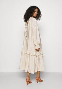 Résumé - DAMARA DRESS - Day dress - oat - 2