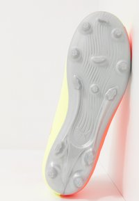 Puma - ONE 20.4 FG/AG - Moulded stud football boots - energy peach/fizzy yellow/aged silver - 5