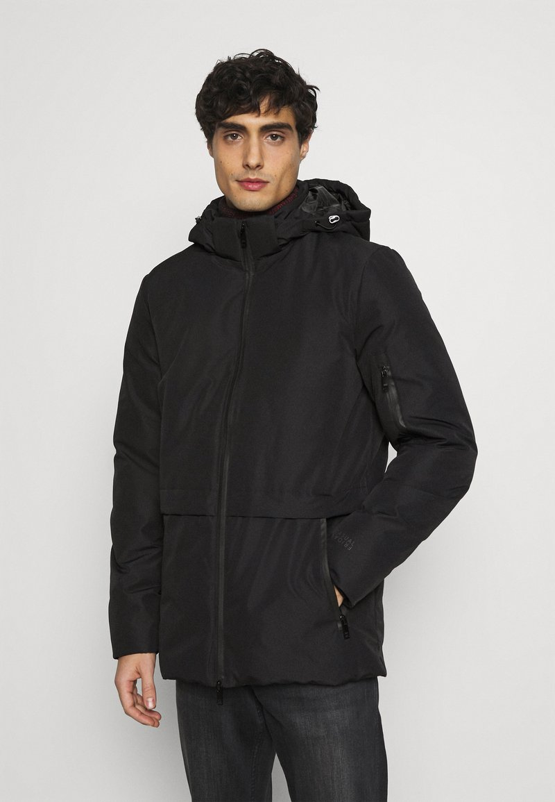 Casual Friday - ORSON OUTERWEAR - Light jacket - anthracite black