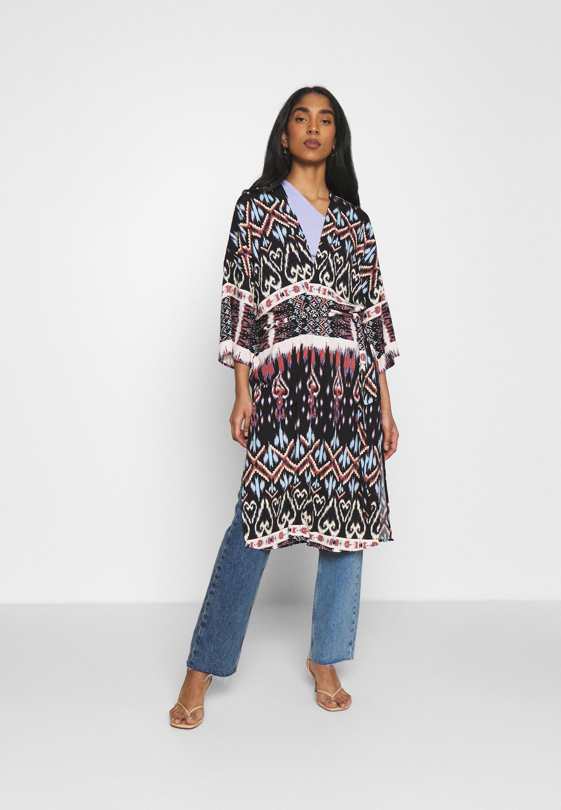 Women JDYTRAVIS LIFE 3/4 KIMONO - Summer jacket