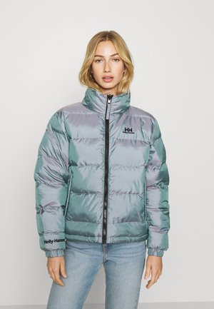 REVERSIBLE PUFFER JACKET - Winter jacket - lilatech