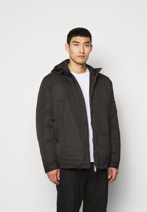 TESORO - Winterjacke - black