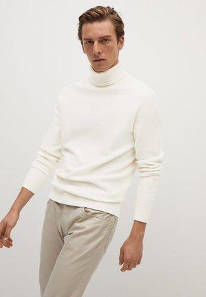 CARINO - Sweter - ecru