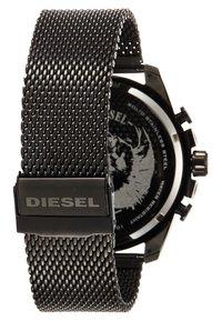 Diesel - MEGA CHIEF - Hodinky se stopkami - gunmetal - 1
