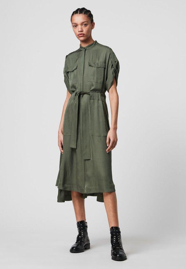 LUCIANA - Skjortklänning - green