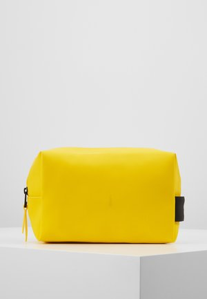 WASH BAG SMALL - Wash bag - yellow