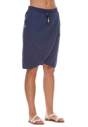 Wrap skirt - blau