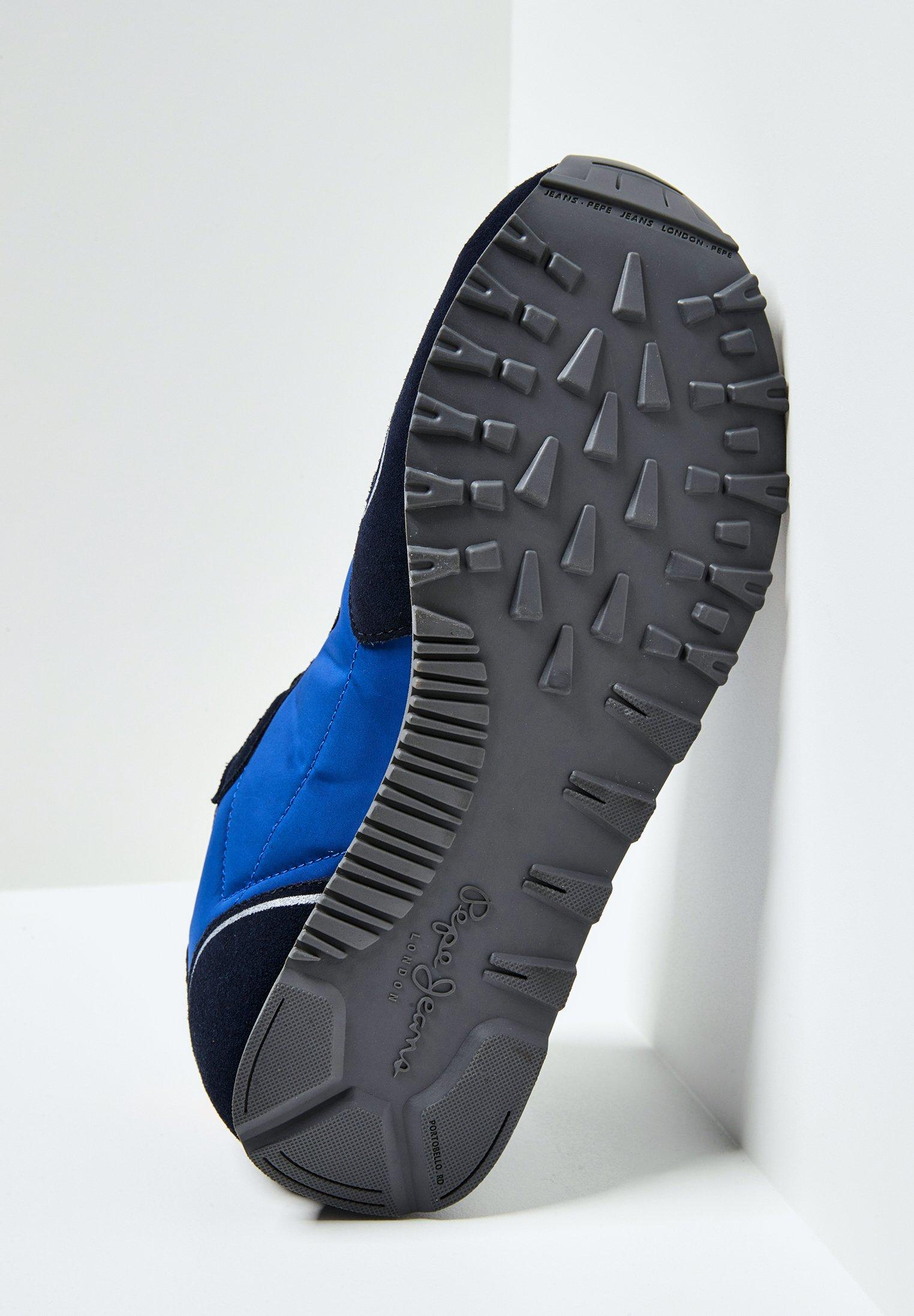 Pepe Jeans KLEIN - Sneaker low - azul marino/dunkelblau - Herrenschuhe dnreQ