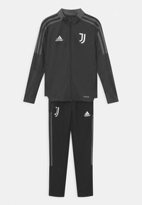 adidas Performance - JUVENTUS TURIN UNISEX - Verryttelypuku - dark grey - 0