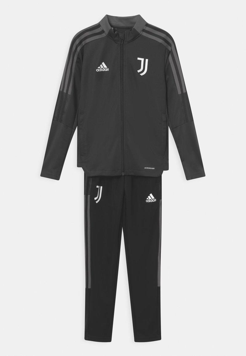 adidas Performance - JUVENTUS TURIN UNISEX - Verryttelypuku - dark grey