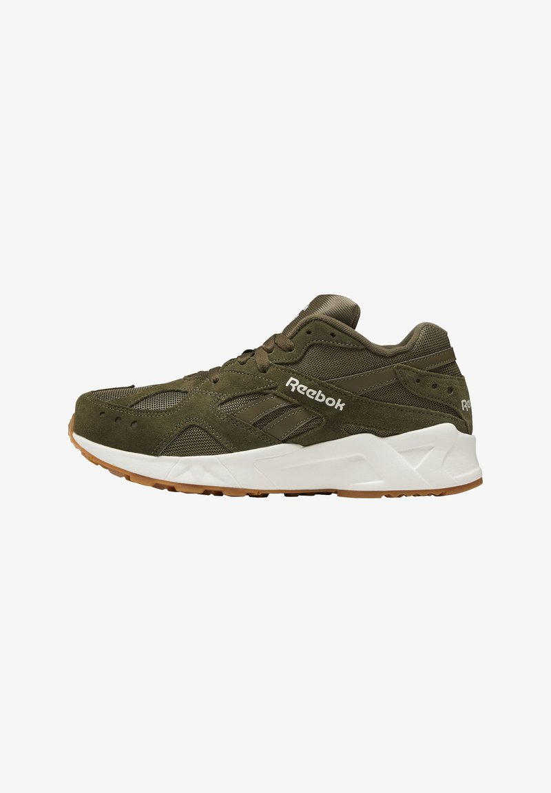 Reebok Classic - AZTREK 93 SHOES - Sneakers - green