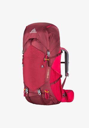 AMBER - Hiking rucksack - rot