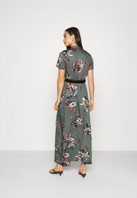 Vero Moda - VMLOVELY ANCLE DRESS - Maxi dress - laurel wreath - 2