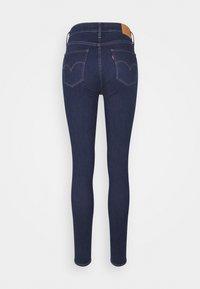 Levi's® - 720 HIRISE SUPER SKINNY - Jeans Skinny Fit - echo bruised - 6