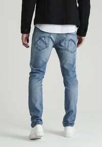 CHASIN' - CROWN BARKIS - Straight leg jeans - blue - 1