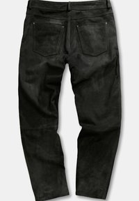 JP1880 - Leather trousers - marron - 1
