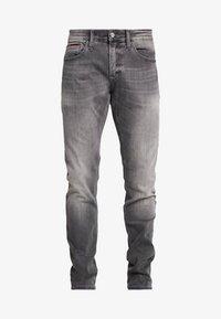 Tommy Jeans - SCANTON - Slim fit -farkut - nostrand grey - 3