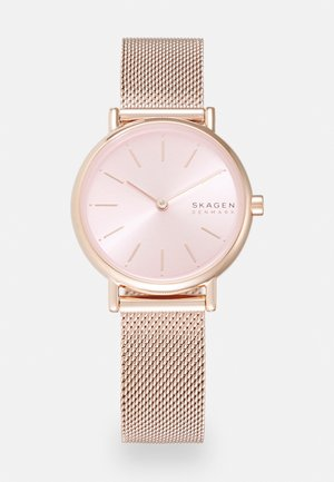 SIGNATUR - Klokke - rose gold-coloured